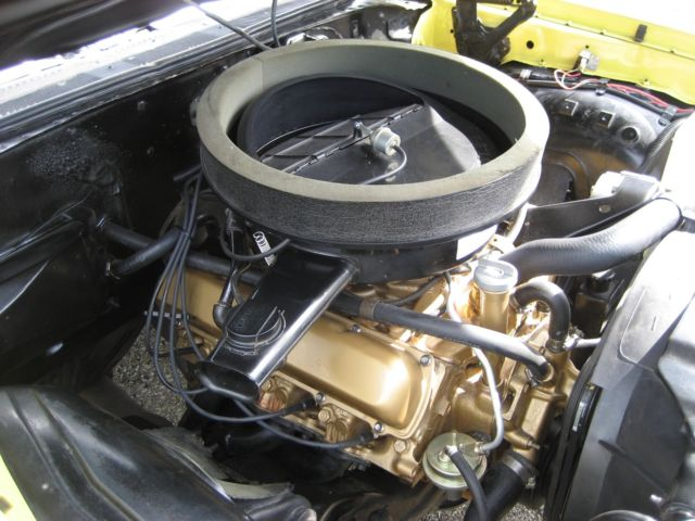 1970 Olds Rallye 350 4 Speed Like W-30 442 Ram Air Clean for