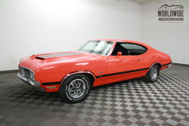 1970 Oldsmobile 442 W31 TRIBUTE CAR! 455 AUTO. PS.PB!