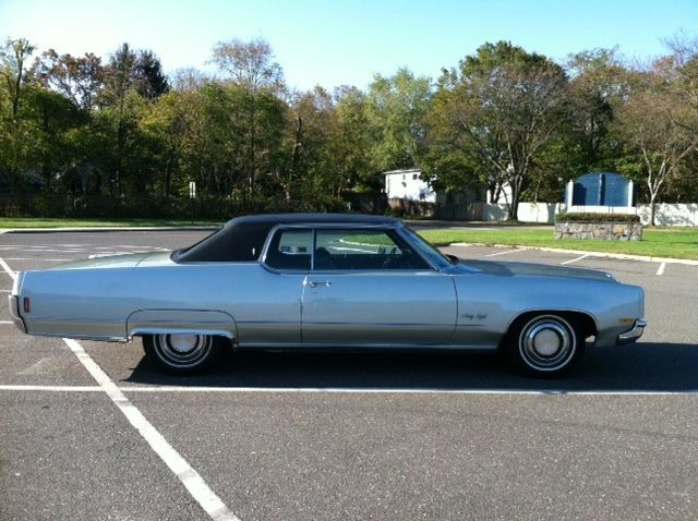 1970 Oldsmobile Ninety Eight 98