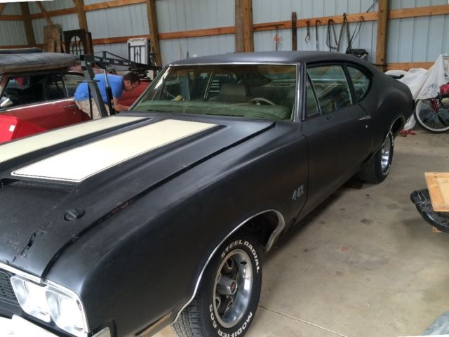 1970 Oldsmobile cutlass 442 455 engine w30 hood for sale photos