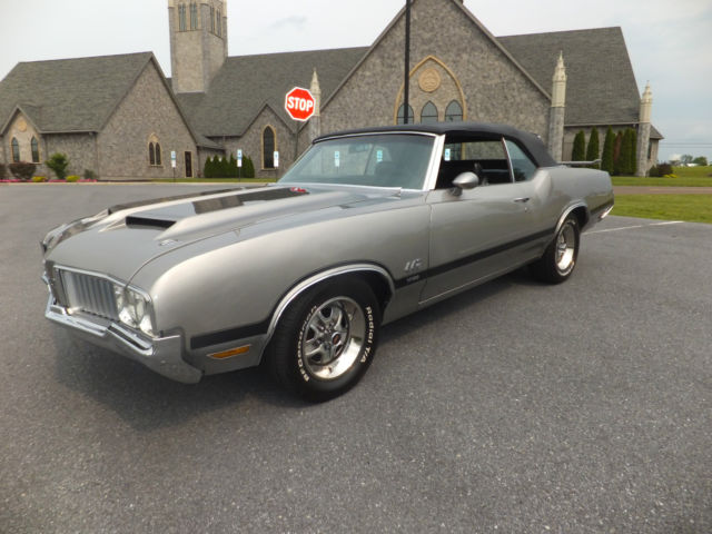 1970 Oldsmobile Cutlass Convertible DODGE FORD PLYMOUTH AMC BUICK