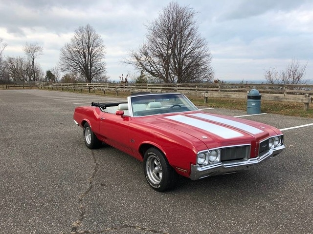 1970 Oldsmobile Cutlass 455 Big Block Convertible