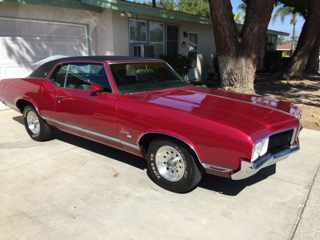 1970 OLDSMOBILE CUTLASS SUPREME SX 455 MATCHING NUMBERS for sale