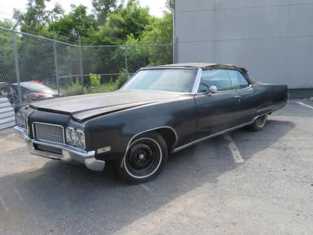 1970 Oldsmobile Ninety-Eight BASE