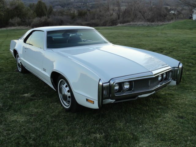 1970 Oldsmobile Toronado GT  W 34 super high performance package