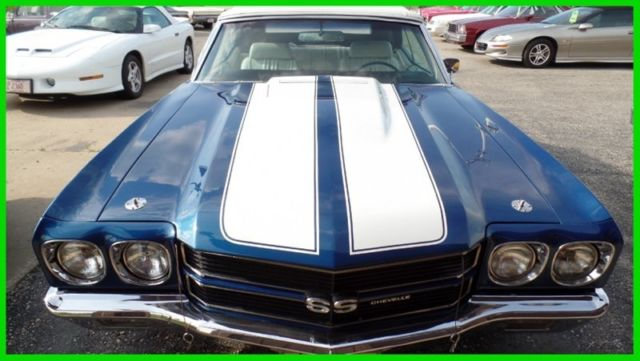 1970 Chevrolet Chevelle CONVERTIBLE-PRICED TO SELL FAST-REDUCED FROM 50K