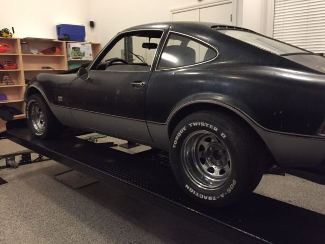 1970 Opel Gt Running Project For Sale Photos Technical