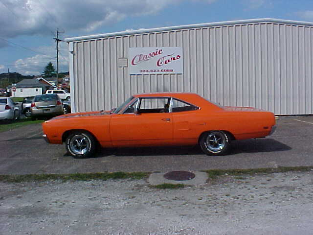 1970 Plymouth Road Runner ROADRUNNER   COUPE