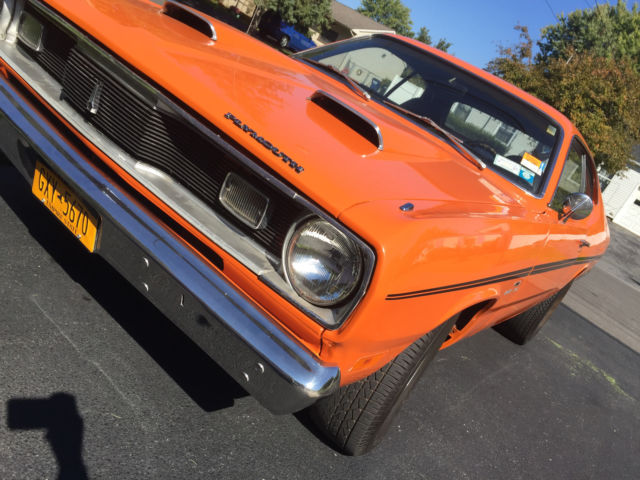 1970 Plymouth Duster Vitamin C