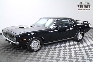 1970 Plymouth Barracuda Barracuda 426 Hemi