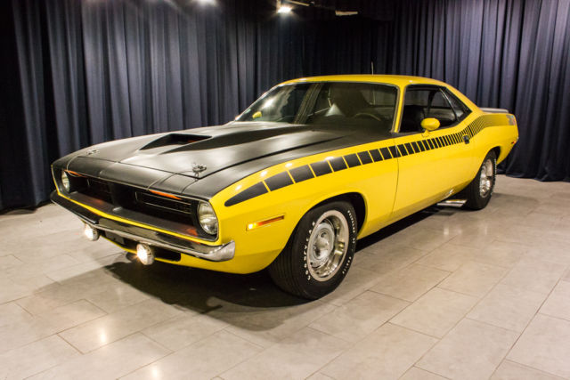 1970 Plymouth Barracuda Base