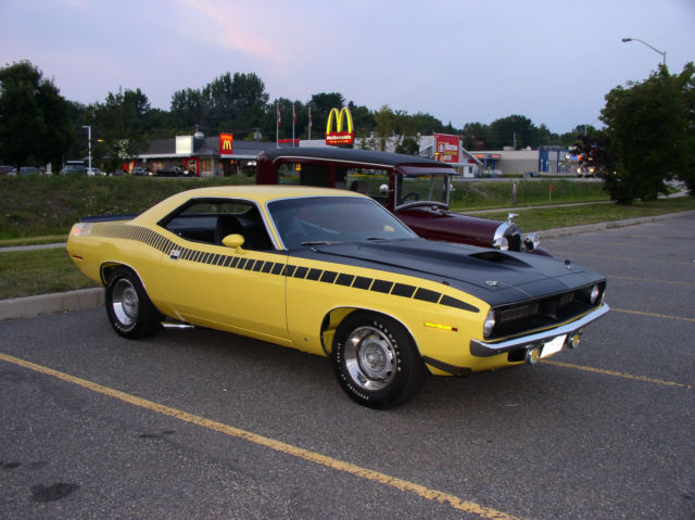 1970 Plymouth Barracuda AAR
