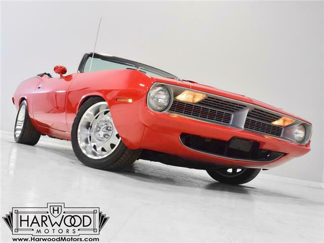 1970 Plymouth Cuda Convertible --