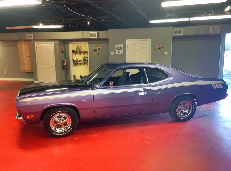 1970 Plymouth Duster DUSTER ( DRAG CAR )