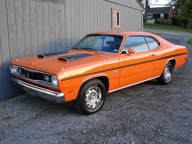 1970 Plymouth Duster 340 Duster