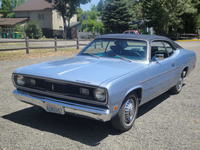 1970 Plymouth Duster duster/ valiant