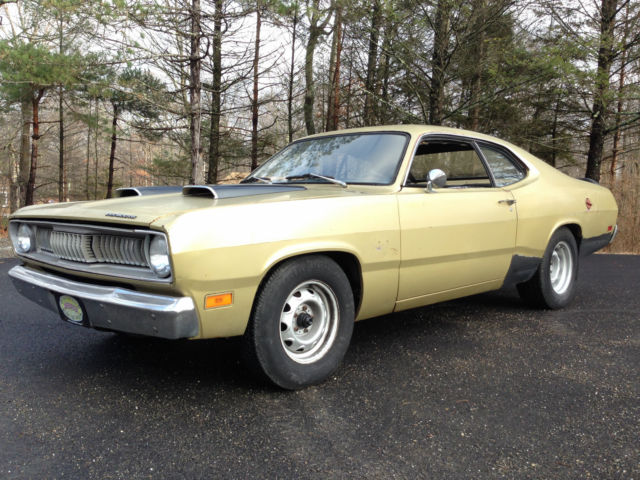 1970 Plymouth Duster HOT RAT ROD PRO STREET