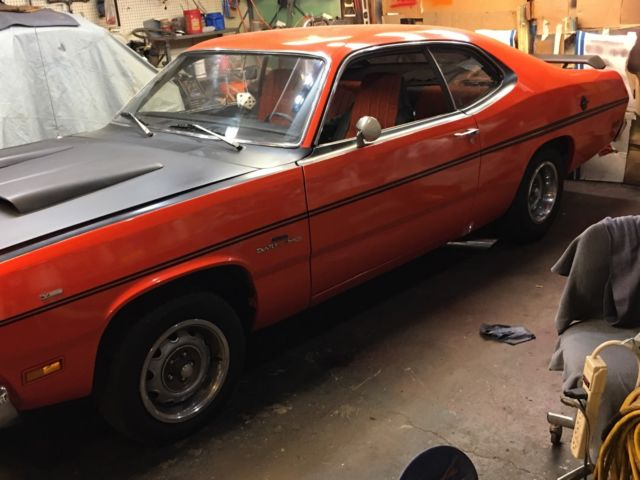 1970 Plymouth Duster h code