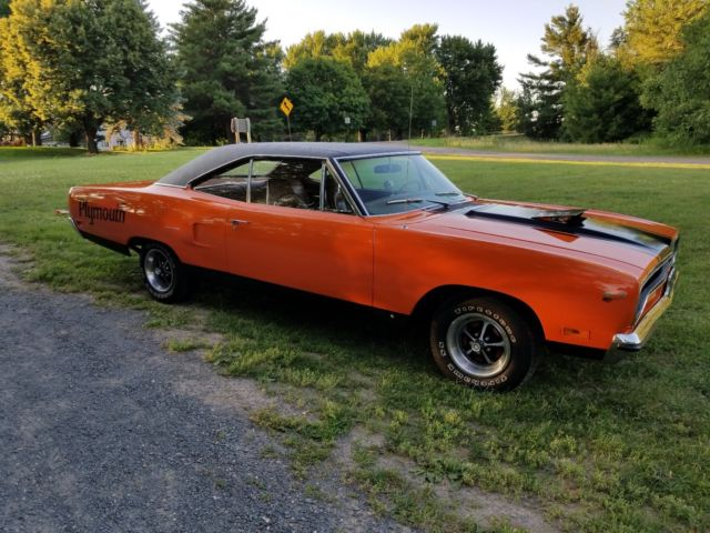 1970 Plymouth Road Runner base