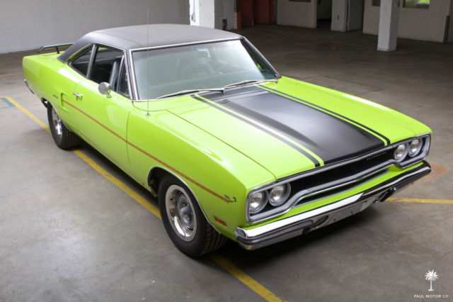 1970 Plymouth Road Runner (426 Hemi V8)