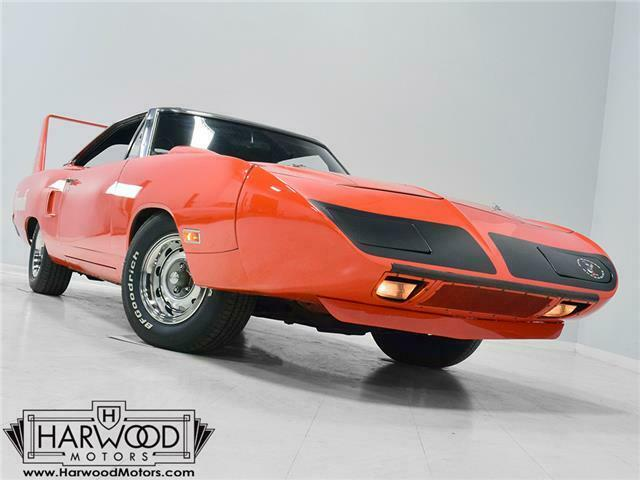 1970 Plymouth Road Runner Superbird --