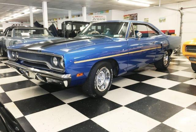 1970 Plymouth Road Runner 4 SPEED SIX PACK