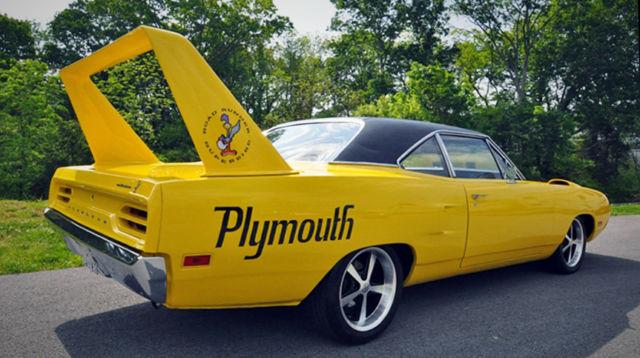 1970 plymouth roadrunner superbird an american automotive legend rh topclassiccarsforsale com
