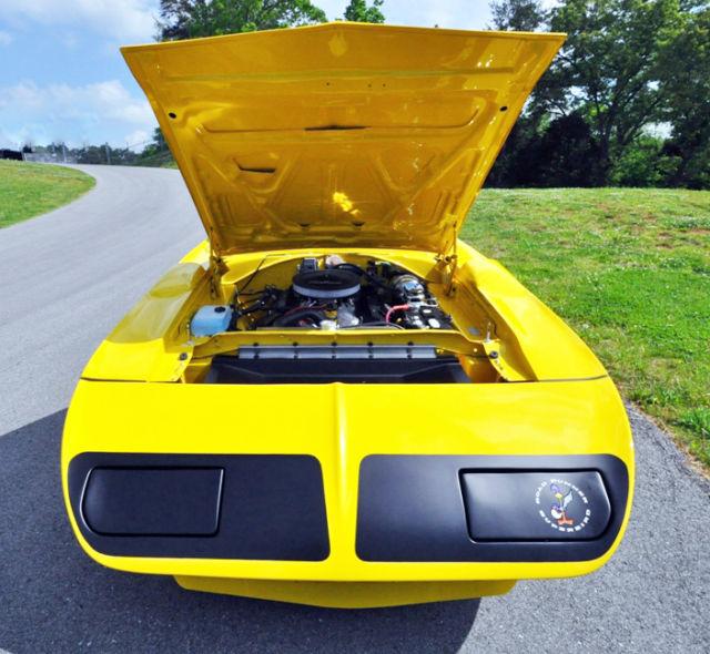 1970 Plymouth Roadrunner Superbird. An American Automotive