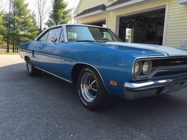 1970 Plymouth Satellite Sport