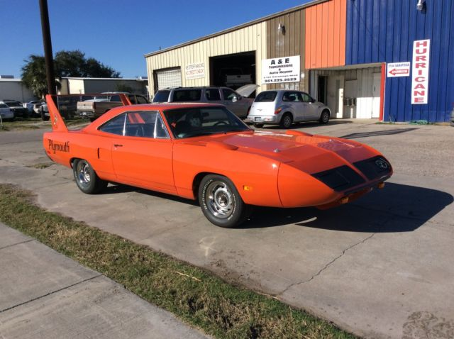 1970 Plymouth Road Runner 2 door hardtop