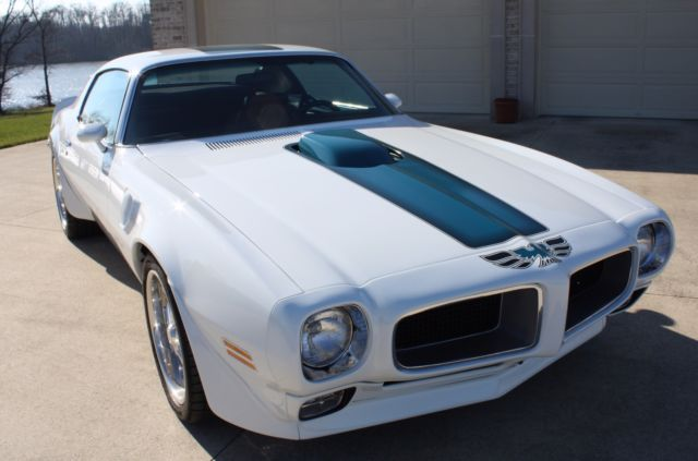 1970 Pontiac Trans Am Firebird