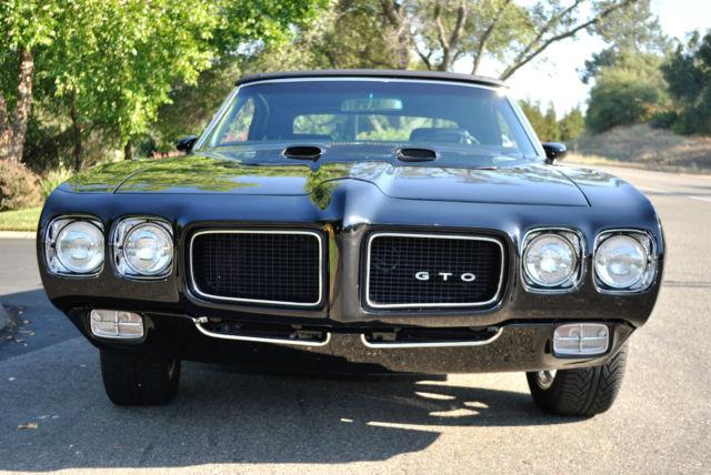 1970 Pontiac Gto 72 Lemans For Sale Photos Technical