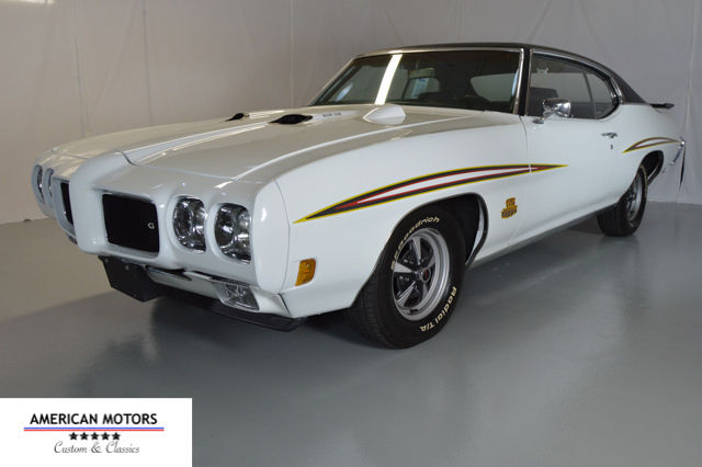 1970 Pontiac Gto The Judge Rare Manual Transmission  Build