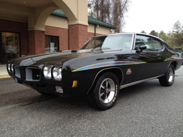 1970 Pontiac Le Mans GTO JUDGE TRIBUTE