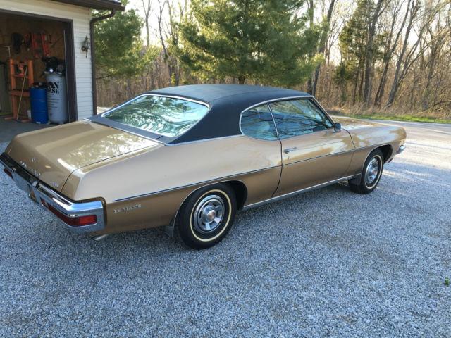 1970 Pontiac Lemans Hardtop Coupe For Sale Photos Technical Specifications Description