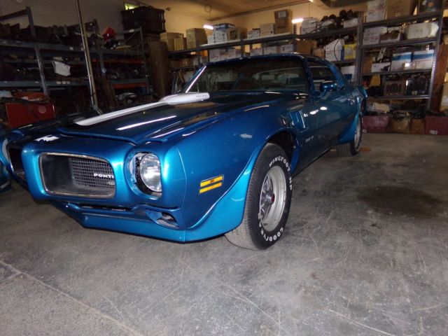 1970 Pontiac Trans Am TRANS AM RAM AIR 3 400/4 SPEED