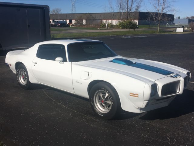 1970 Pontiac Trans Am 2 door