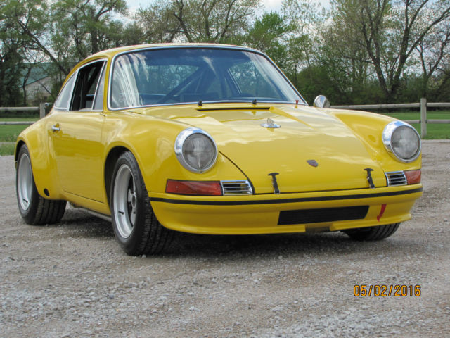 1970 Porsche 911 T St For Sale Photos Technical