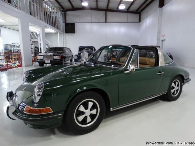 1970 Porsche 911 E Targa, ONE OF ONLY 933 BUILT!