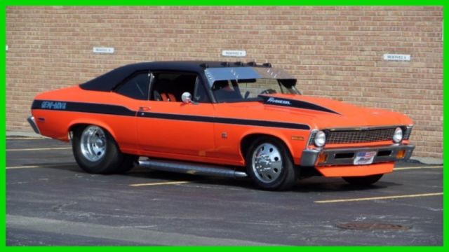 1970 Chevrolet Nova PRO DIESEL-SEMI DUALLY SS-ONE OF A KIND-SEE VIDEOS
