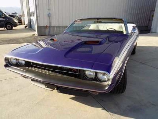 1970 Dodge Challenger - Utah Showroom