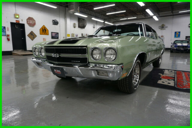 1970 Chevrolet Chevelle REAL SS NUMBERS MATCHING W/ BUILD SHEET