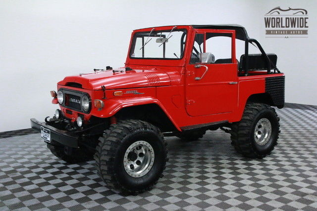 1970 Toyota Land Cruiser LIFTED RESTORED CUSTOM