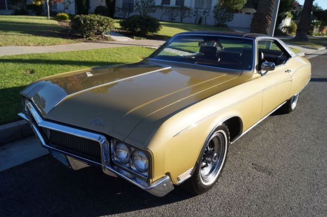 1970 Buick Riviera 455/300HP V8 COUPE WITH 47K ORIGINAL MILES!