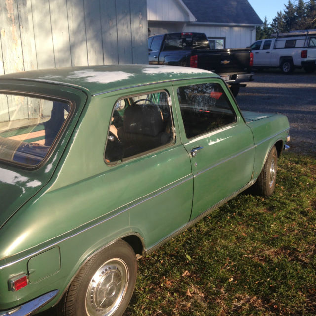 1970 Simca 1204 For Sale: Photos, Technical Specifications