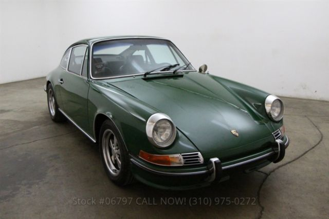 1970 Porsche 911 Sportomatic Coupe