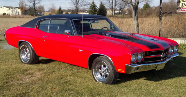 1970 Chevrolet Chevelle SS 2door Coupe