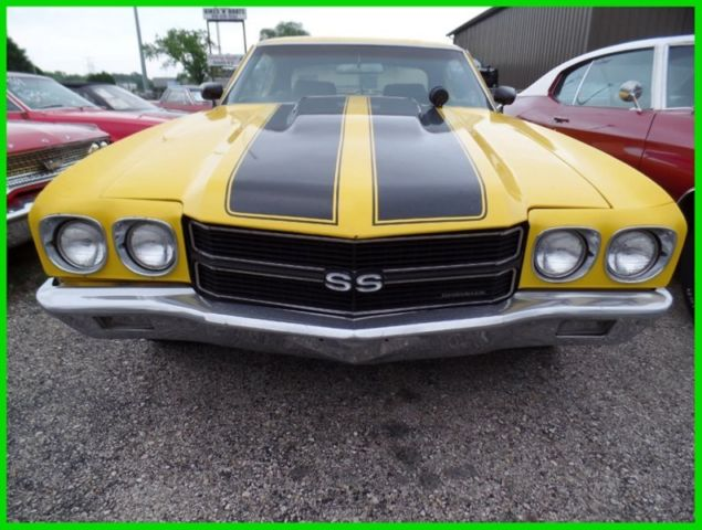 1970 Chevrolet Chevelle SS Tribute with 383 STROKER ENGINE-DOCUMENTED