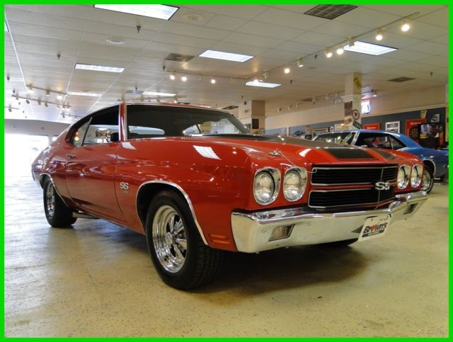 1970 Chevrolet Chevelle SS454 Tribute