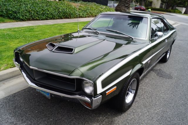 1970 AMC Javelin SST 'GO PKG' 390/315HP V8 WITH 4 SPD HURST!